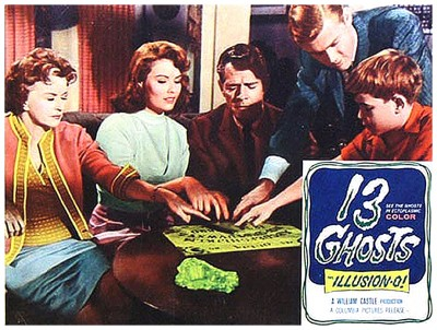 13 Ghosts lobby card 5