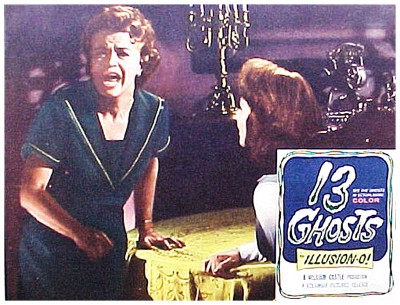 13 Ghosts lobby card 6