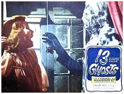 13 Ghosts lobby card 7