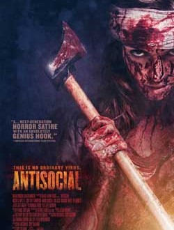 Film Review: Antisocial (2013)