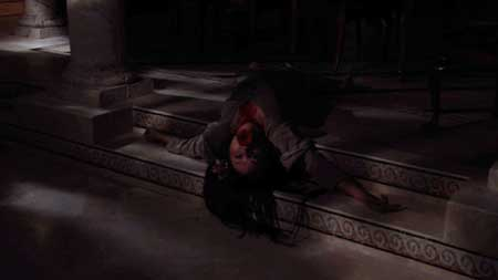 Deadly-Presence-Elissa-Dowling-Victim-on-floor