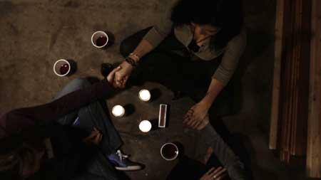 Deadly-Presence-Garage-Holding-Hands