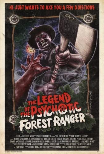 Forest-Ranger-Poster