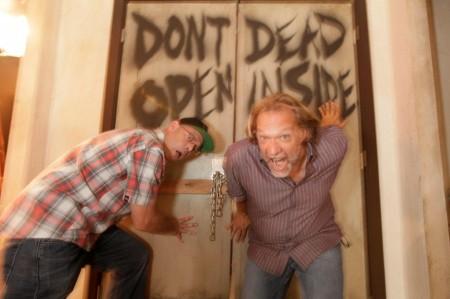 Greg-Nicotero-John-Murdy-Walking-Dead-Maze-BTS2
