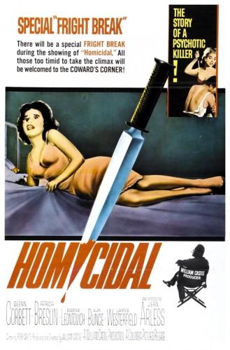 Homicidal poster