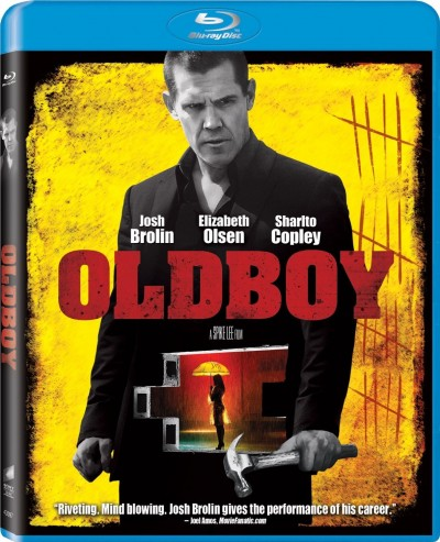 Oldboy-Bluray