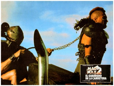 Road Warrior lobby card 2