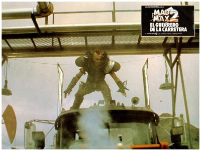 Road Warrior lobby card 3