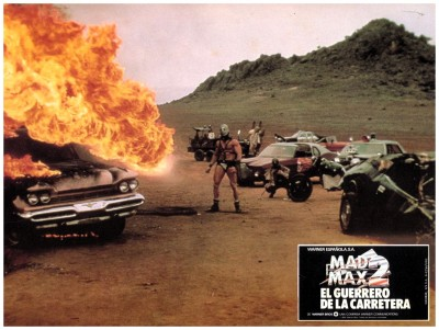 Road Warrior lobby card 5