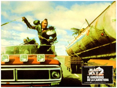 Road Warrior lobby card 6