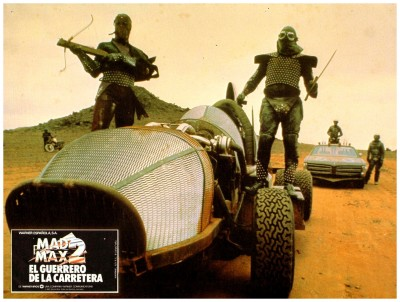 Road Warrior lobby card 7