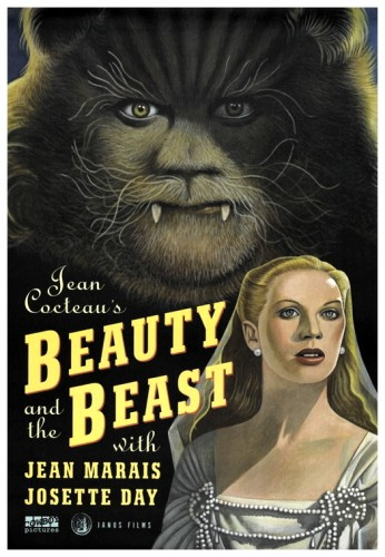 Beauty & The Beast poster 1