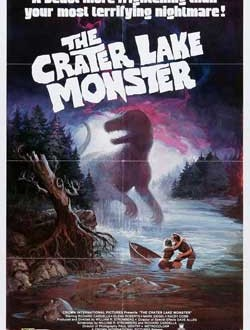 Film Review: The Crater Lake Monster (1977)