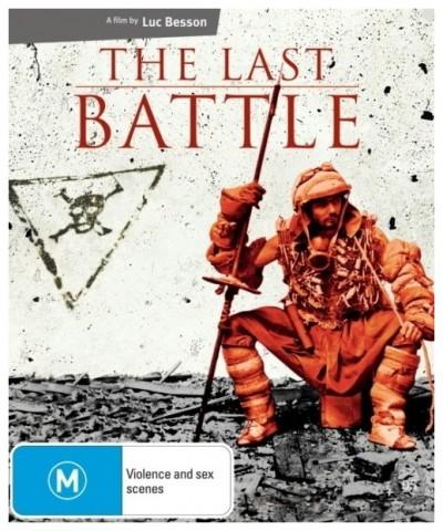 Final Combat Blu-ray