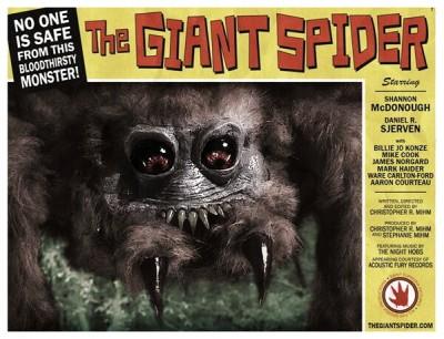 Giant Spider lobby card 7