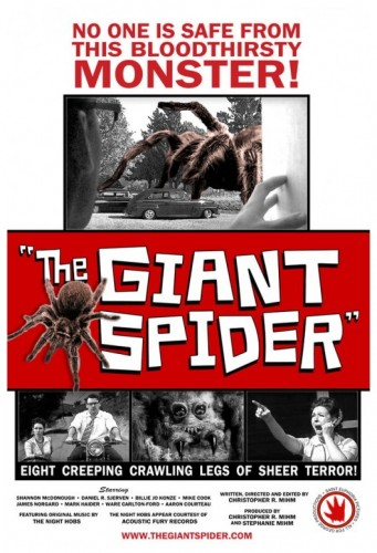 Giant Spider poster