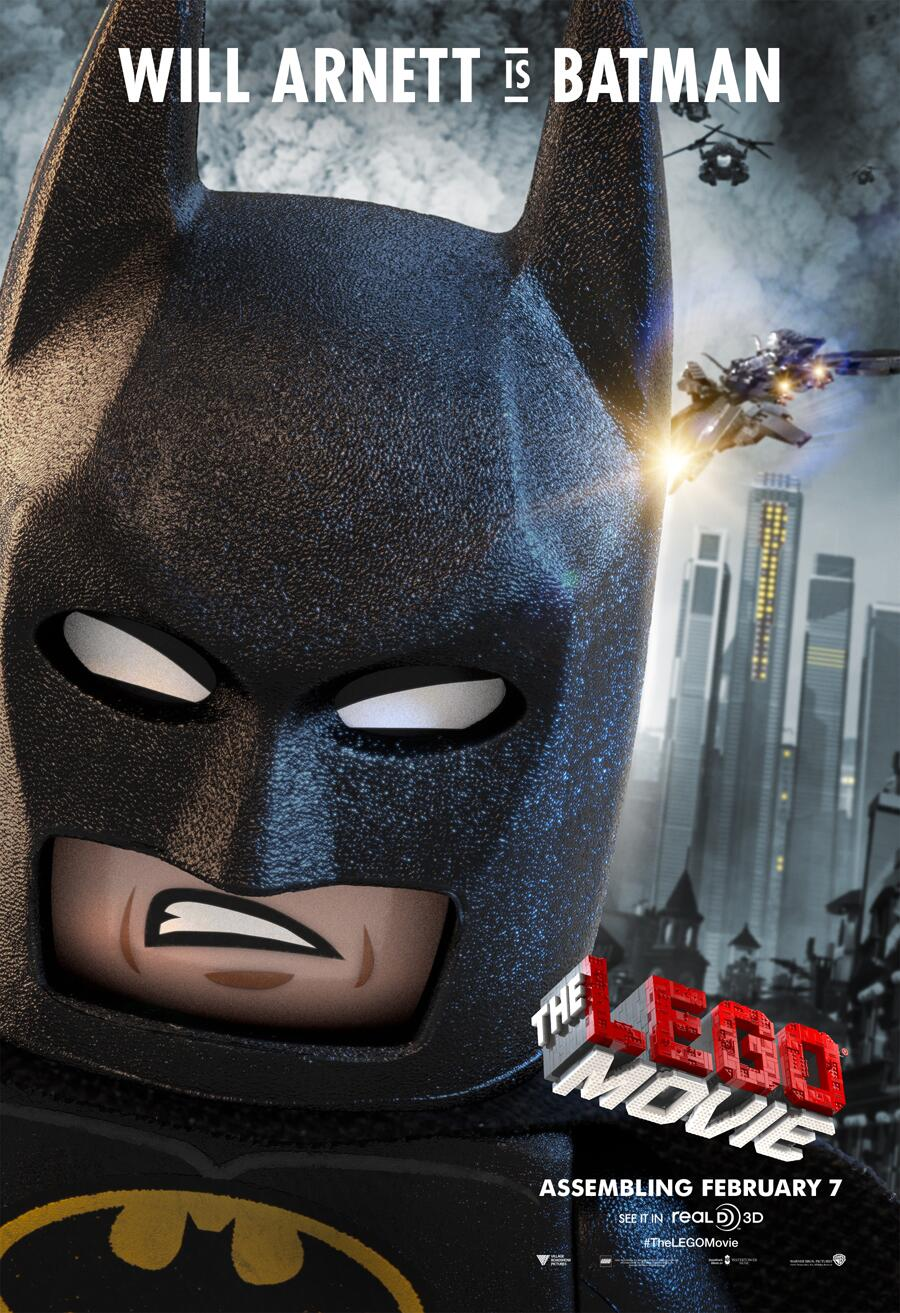 Film Review The Lego Movie 2014 Hnn