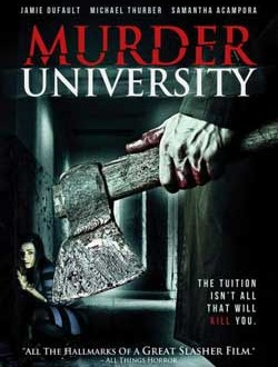 Film Review: Murder University (2012)