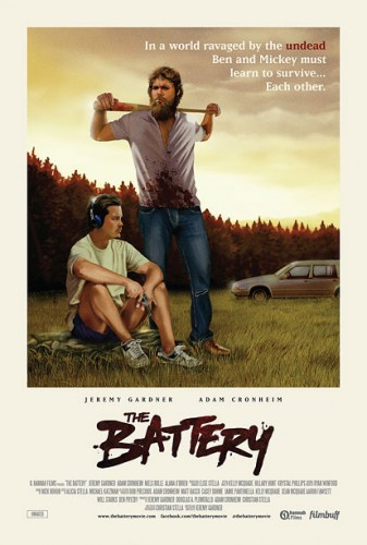 The Battery (2014) movie poster