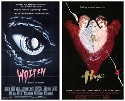 Wolfen-Hunger posters