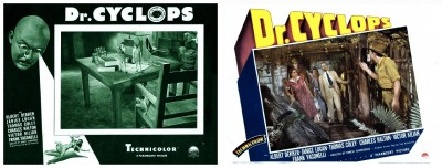 Dr Cyclops lobby cards 3