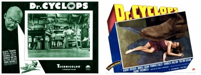 Dr Cyclops lobby cards 4
