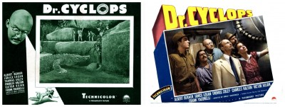 Dr Cyclops lobby cards 8