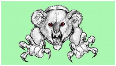 Drop Bears design 2