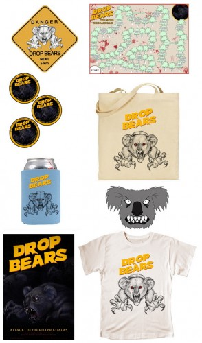 Drop Bears party kit