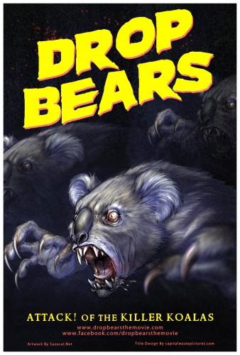 Drop Bears poster