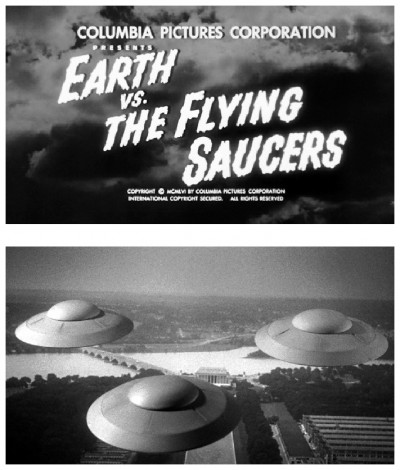 Earth Vs Flying Saucers photos 1