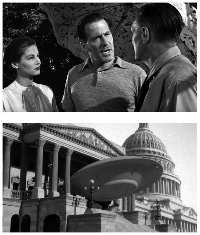 Earth Vs Flying Saucers photos 3