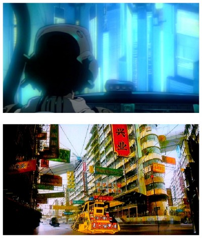 Ghost In The Shell photos 5
