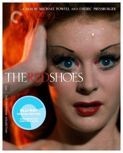 Red Shoes DVD
