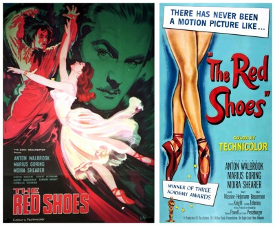 Red Shoes posters