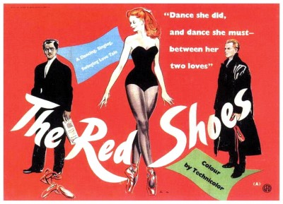 Red Shoes quad