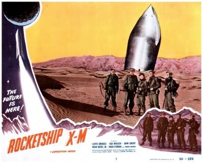 Rocketship XM lobby card 2