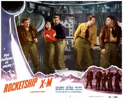 Rocketship XM lobby card 3
