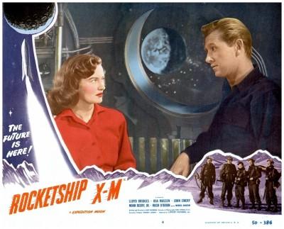 Rocketship XM lobby card 4