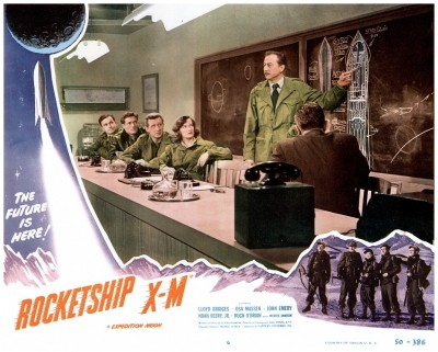 Rocketship XM lobby card 6