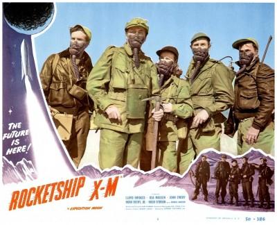 Rocketship XM lobby card 8
