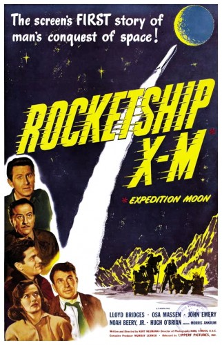 Rocketship XM poster