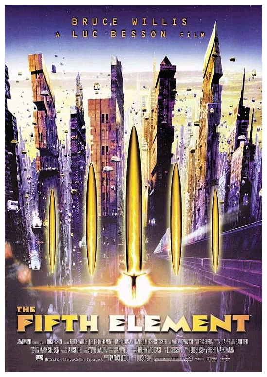 Film Review The Fifth Element 1997 Hnn