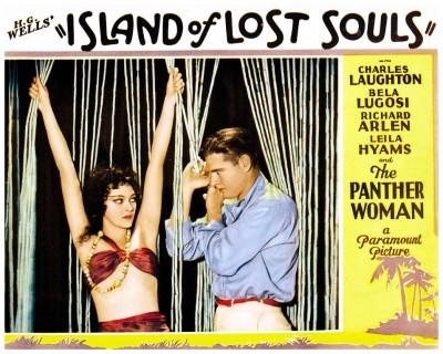 Island Of Lost Souls lobby card 1