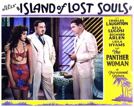 Island Of Lost Souls lobby card 3