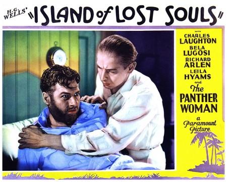 Island Of Lost Souls lobby card 5