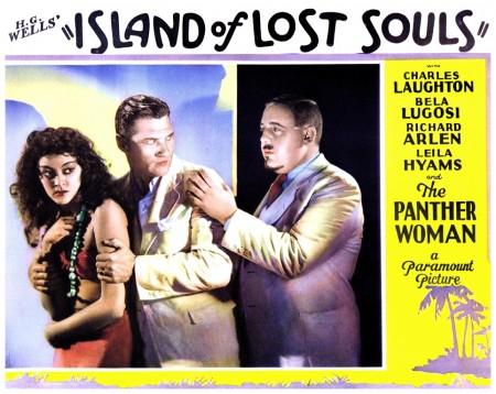 Island Of Lost Souls lobby card 6