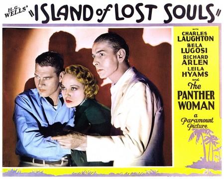 Island Of Lost Souls lobby card 7