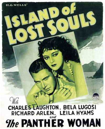 Island Of Lost Souls poster 2