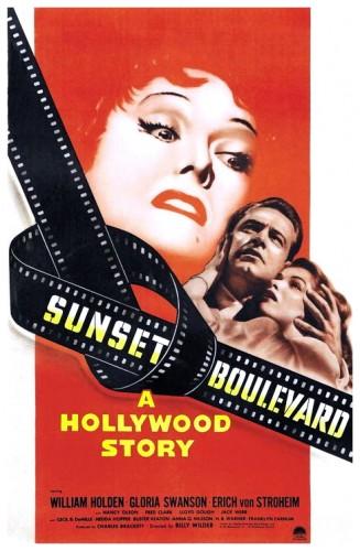 Sunset Boulevard poster 1